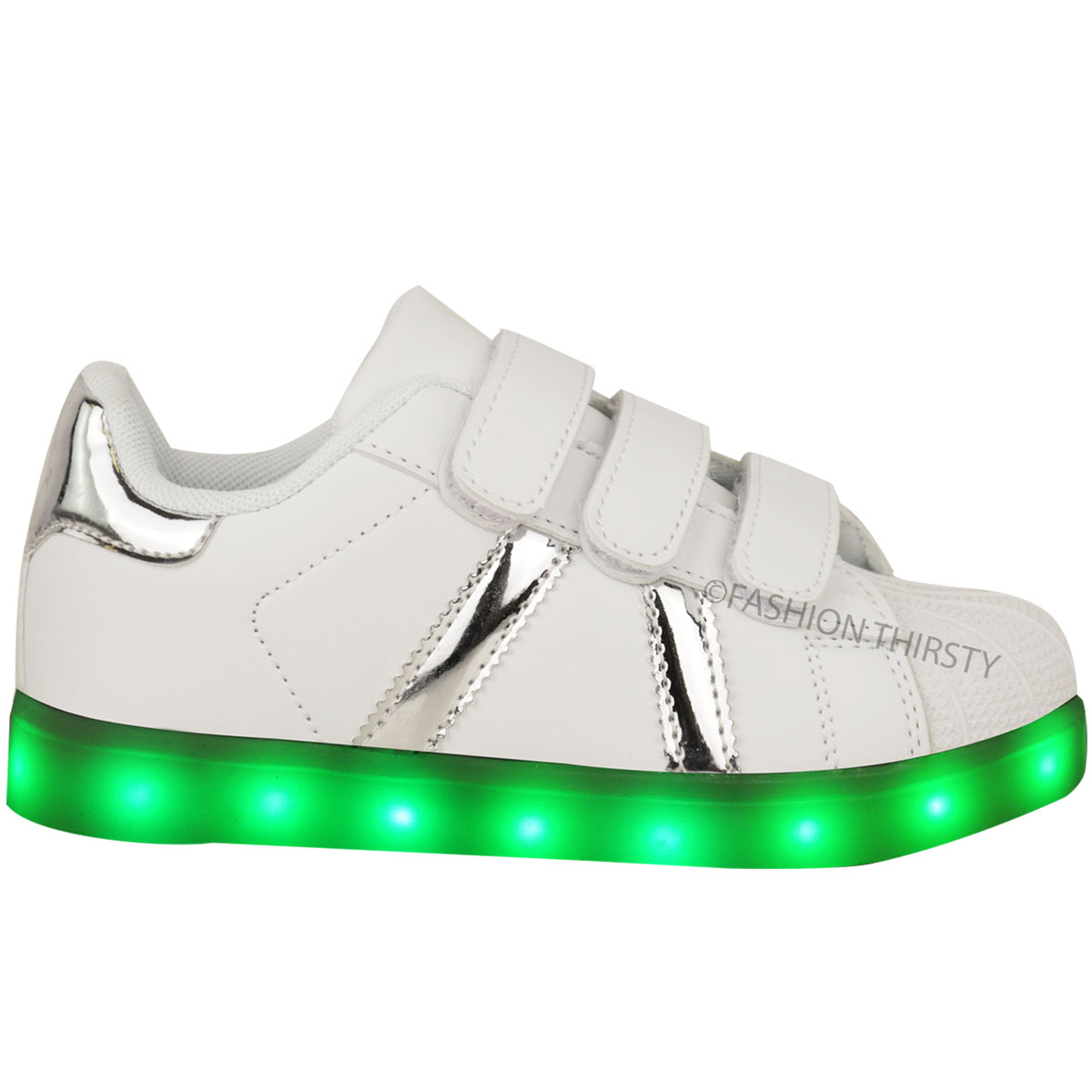 $ Buy LED Light Up Shoes For Sale For Woman, Men & Kids,Led Sneakers Are The Best Led Flashing Shoes To Party&Dancing With 7 Led Colors.