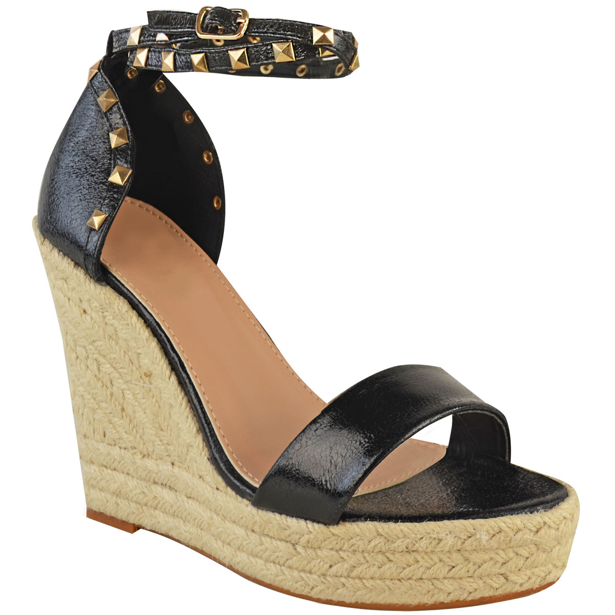Womens Sandals & Wedges No matter your style the sandal is a warm-weather essential for every girl. The Express sandal collection offers embellished and lace-up flats, espadrille and strappy wedges, sling backs, gladiators, t-straps and more to match your different looks.
