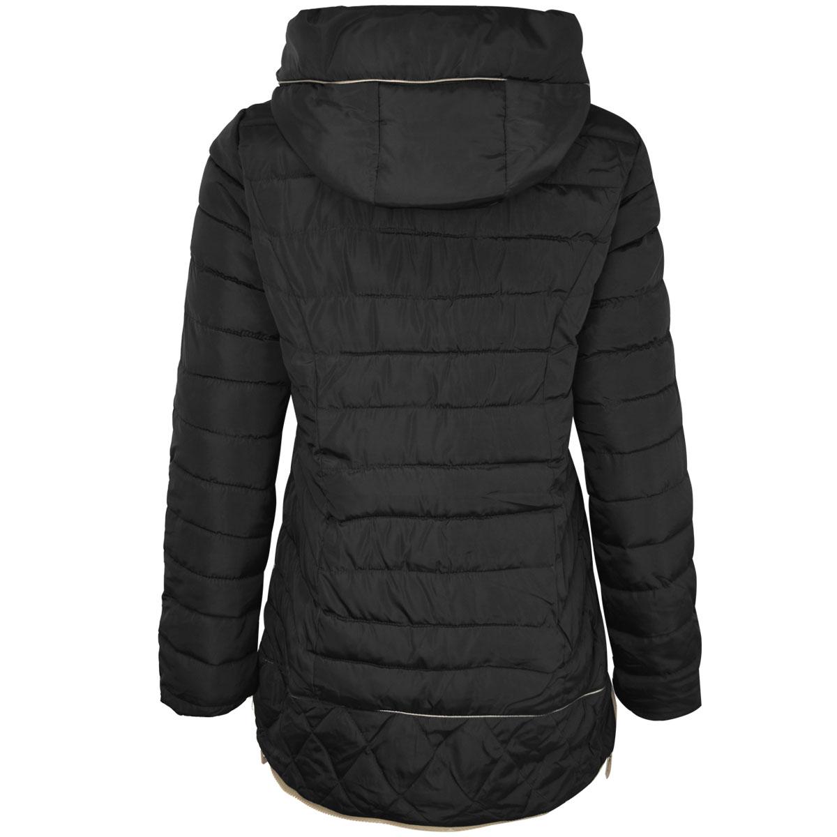 Women S Quilted Coats Ville Du Muy