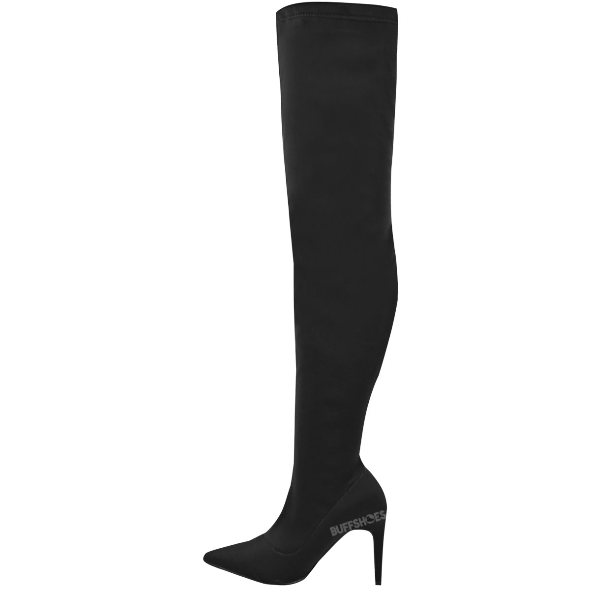 womens the knee stiletto heels thigh high