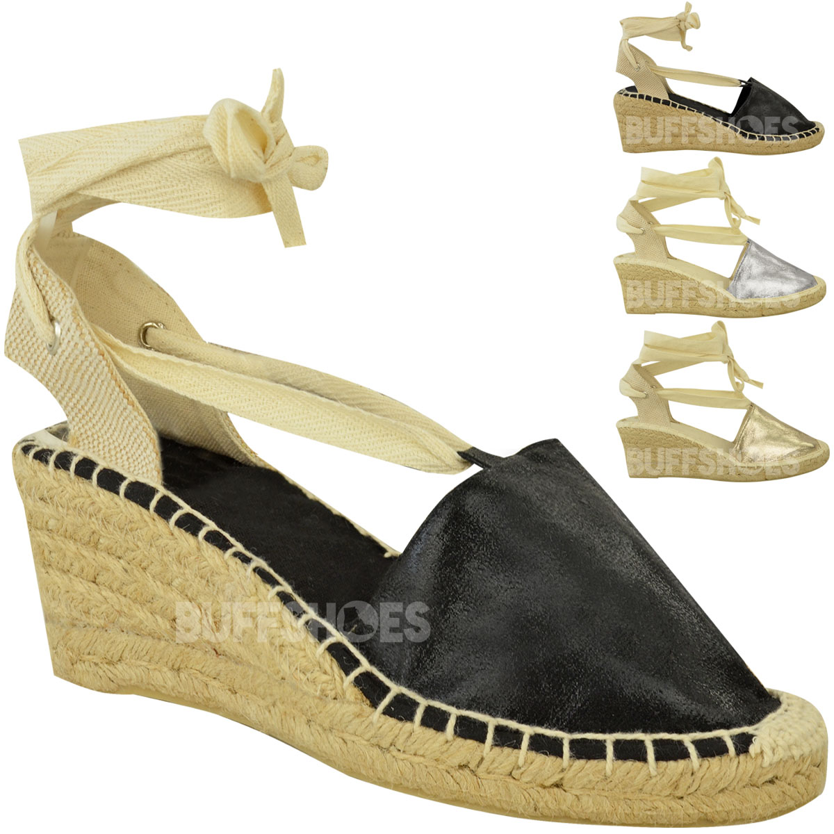 Women's espadrilles: Comfy and effortlessly cool It is definitely the air of effortless chic that makes us love this year's designer espadrilles so much. Once, flat espadrilles .