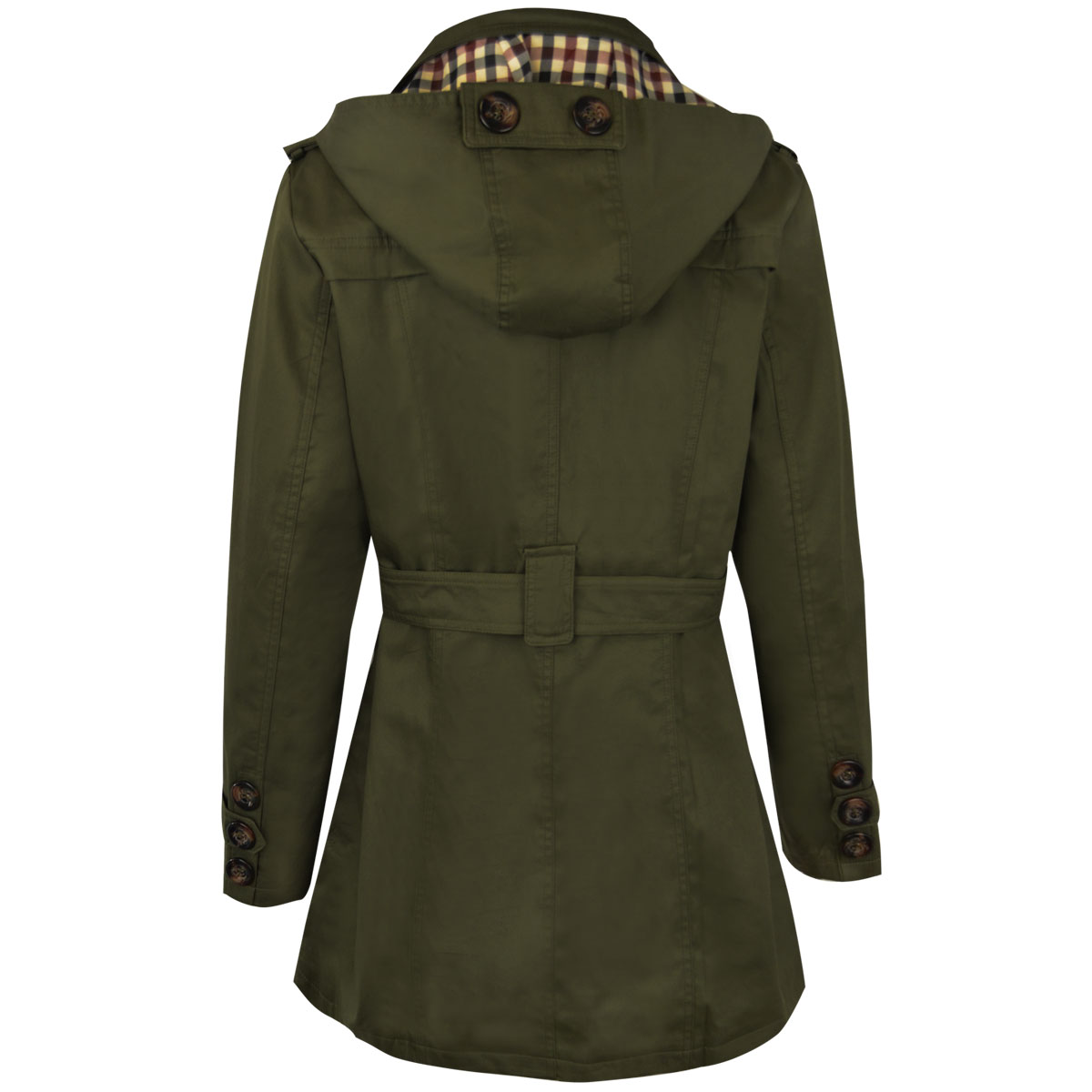 Smart coats for women