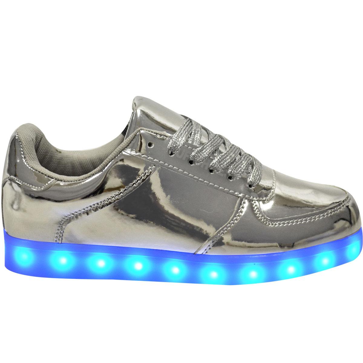 Led Light Up Shoes Ebay Uk
