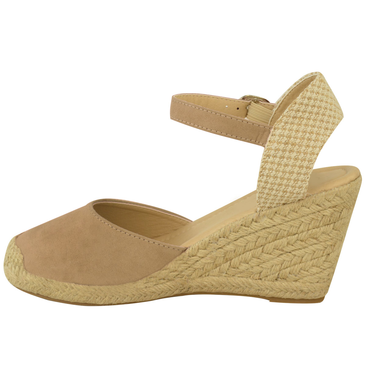 Unisex Breathable Canvas Shoes Slip-on Espadrilles Loafers Flats Shoes for Women Men (US Size ) from $ 9 98 Prime. out of 5 stars Syktkmx. Womens Espadrille Platform Wedge Heel Peep Toe Ankle Strap Slingback Suede Sandals. from $ 24 88 Prime. out of 5 stars Sam Edelman.