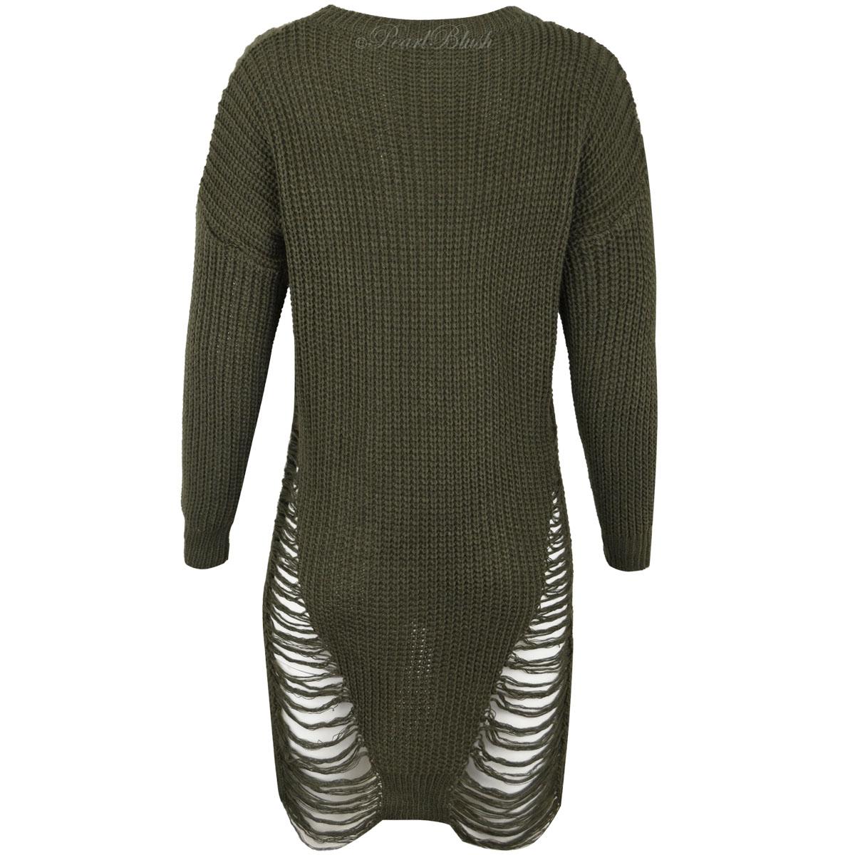 Skull Sweater Womens