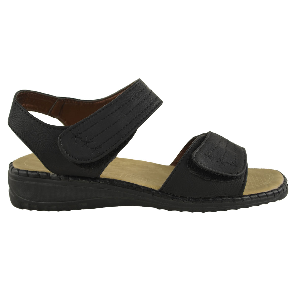 Model  Sandals  Josef Seibel  Josef Seibel Debra Velcro Womens Sandals