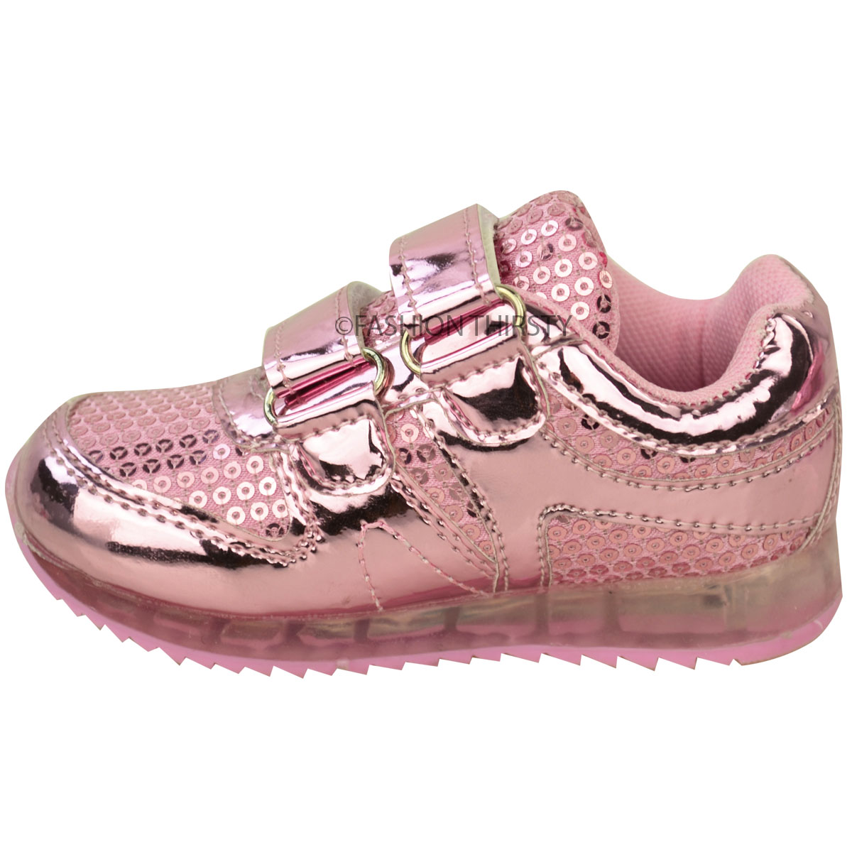 Light Up Shoes For Toddler Girl Size