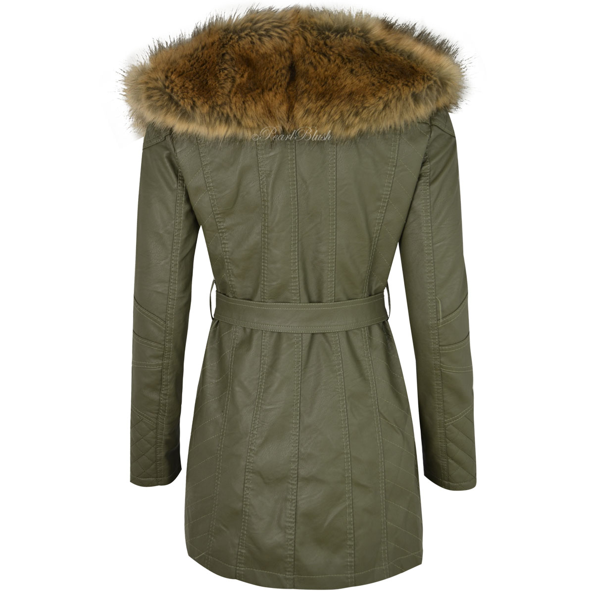 Similar Products to Mackage Kay Mid Length Winter Down Coat With Fur Collar - Womens