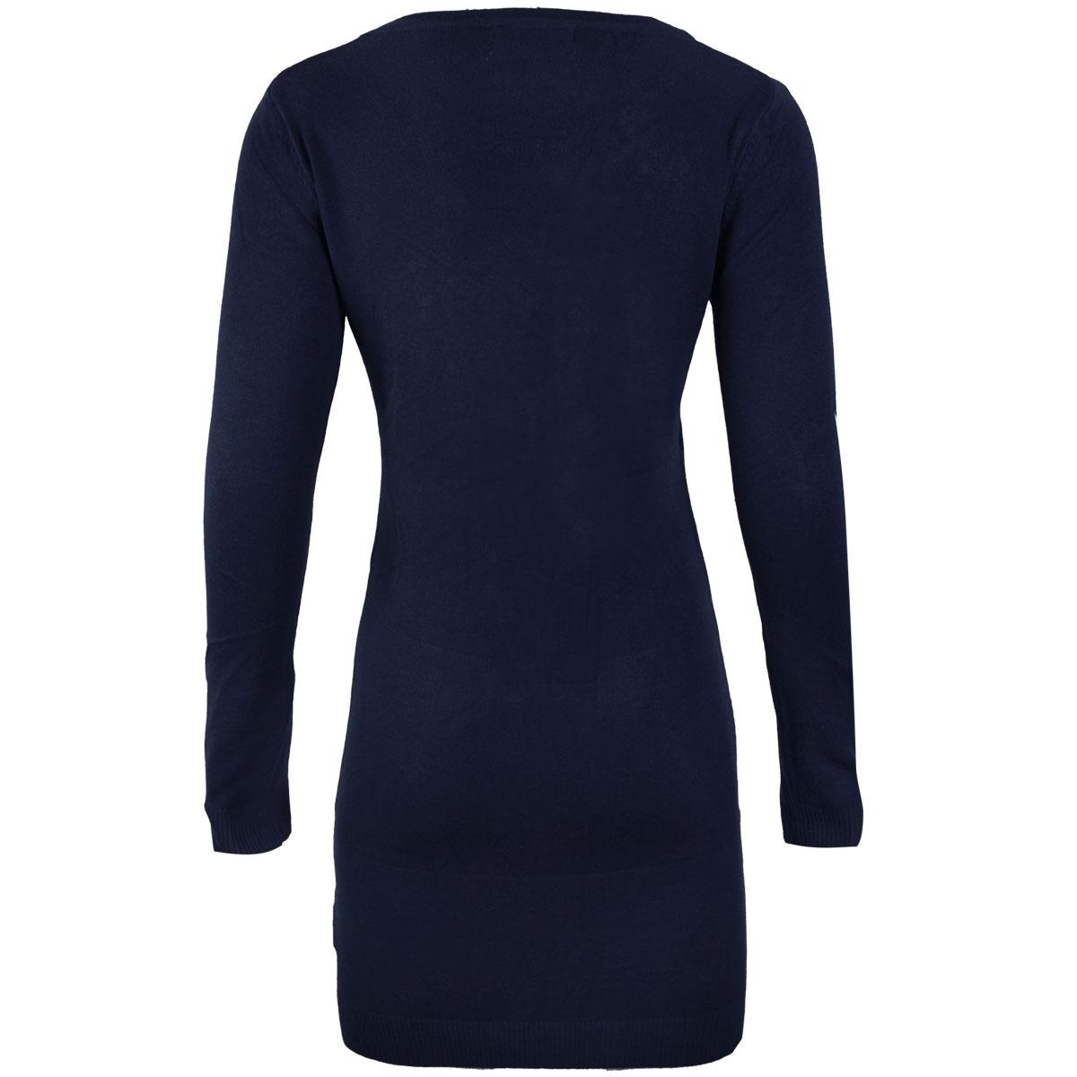 Womens Fashion Black Sweater