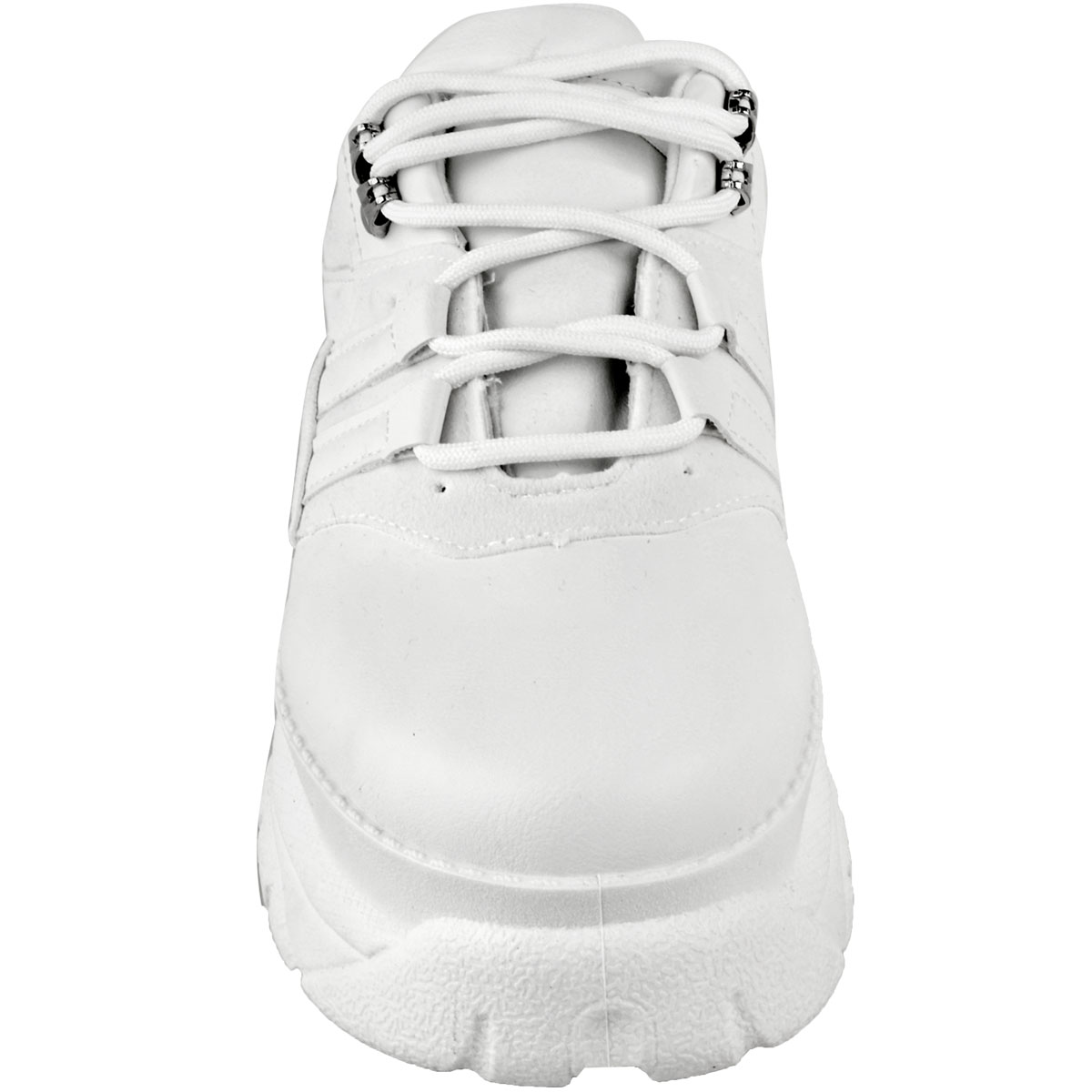 Womens-Ladies-High-Platform-Trainers-Sneakers-Retro-Boots-Chunky-Rock-Punk-Goth