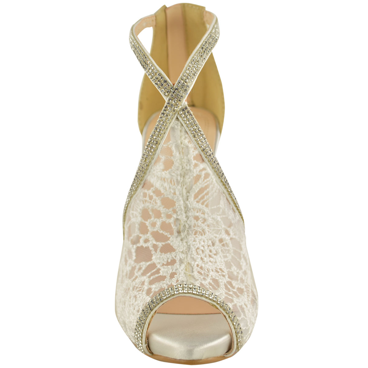 Senoras Para Mujer Boda Zapatos De Tacones Altos
