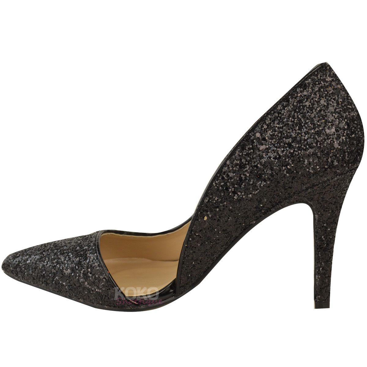 Ladies Sparkly Party Shoes