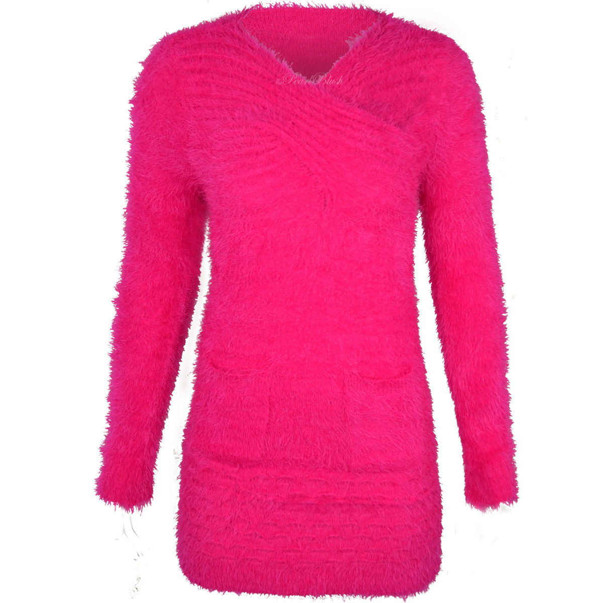 Buy low price, high quality fluffy woman jumpers with worldwide shipping on oraplanrans.tk