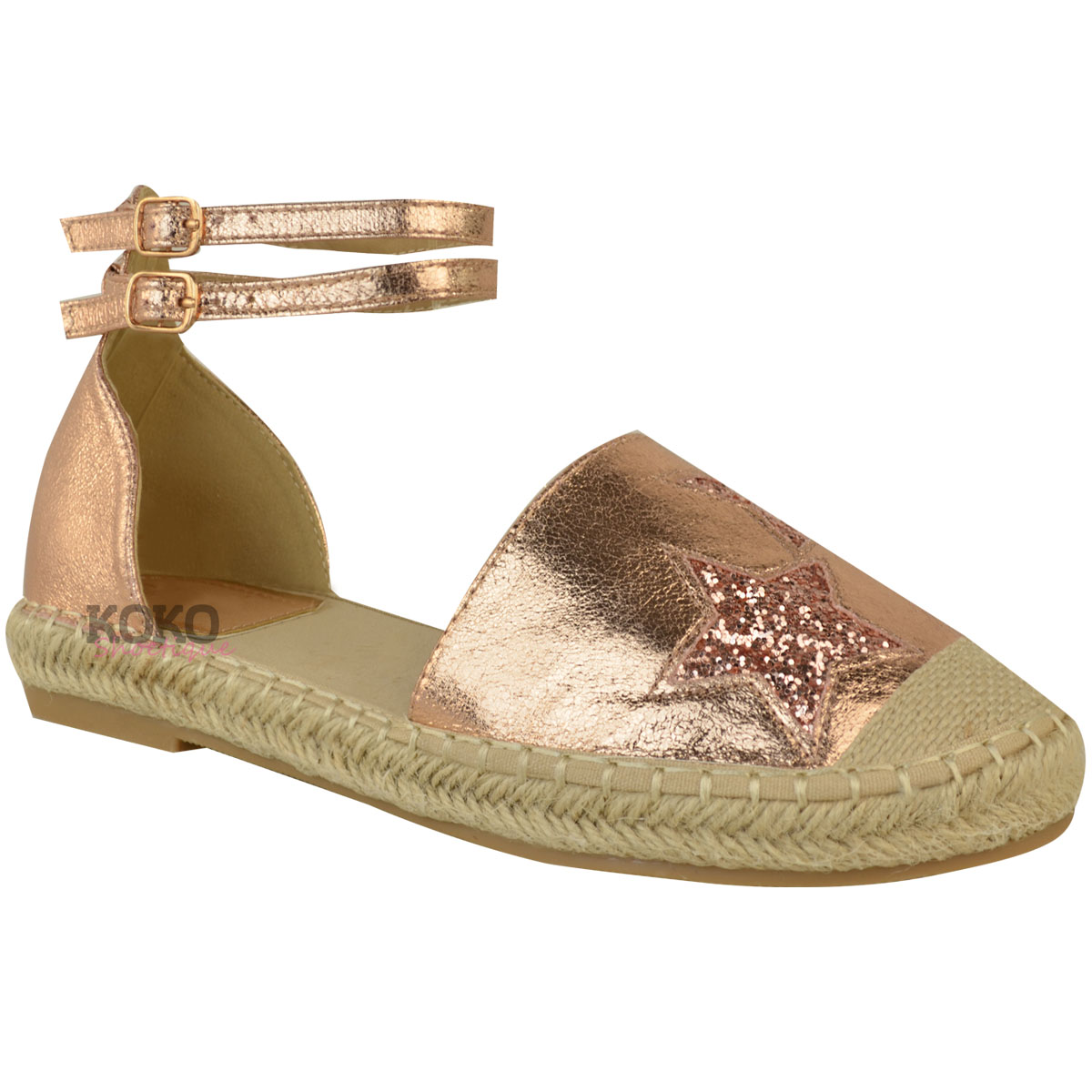 Free shipping BOTH ways on womens gold flat shoes, from our vast selection of styles. Fast delivery, and 24/7/ real-person service with a smile. Click or call