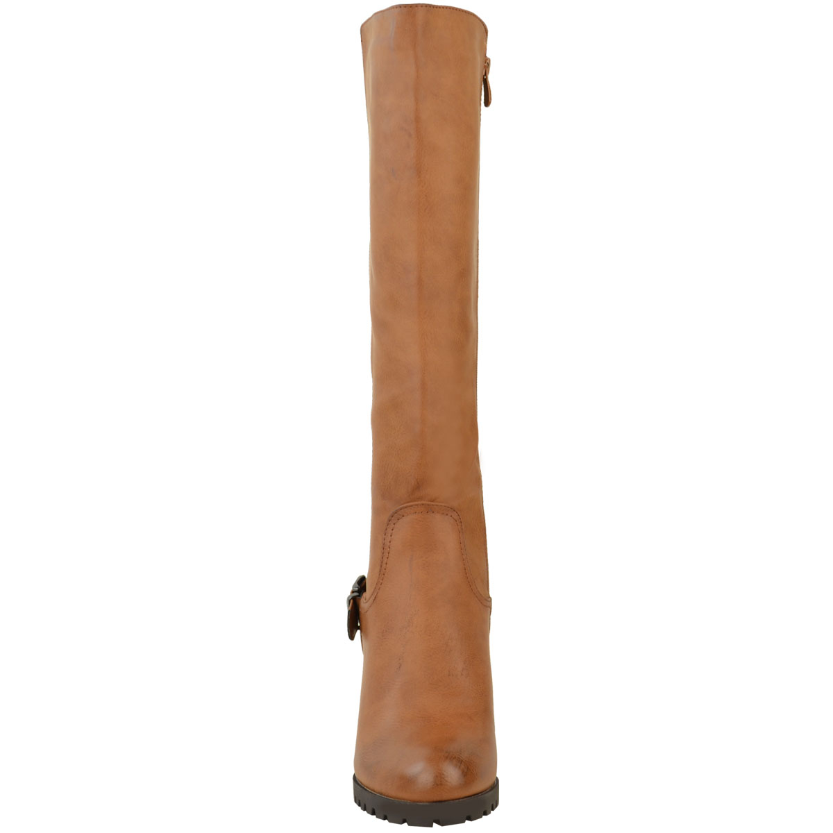 Womens-Ladies-Knee-Calf-High-Boots-Block-Heels-Stretchy-Thigh-Shoes-Grip-Size thumbnail 10