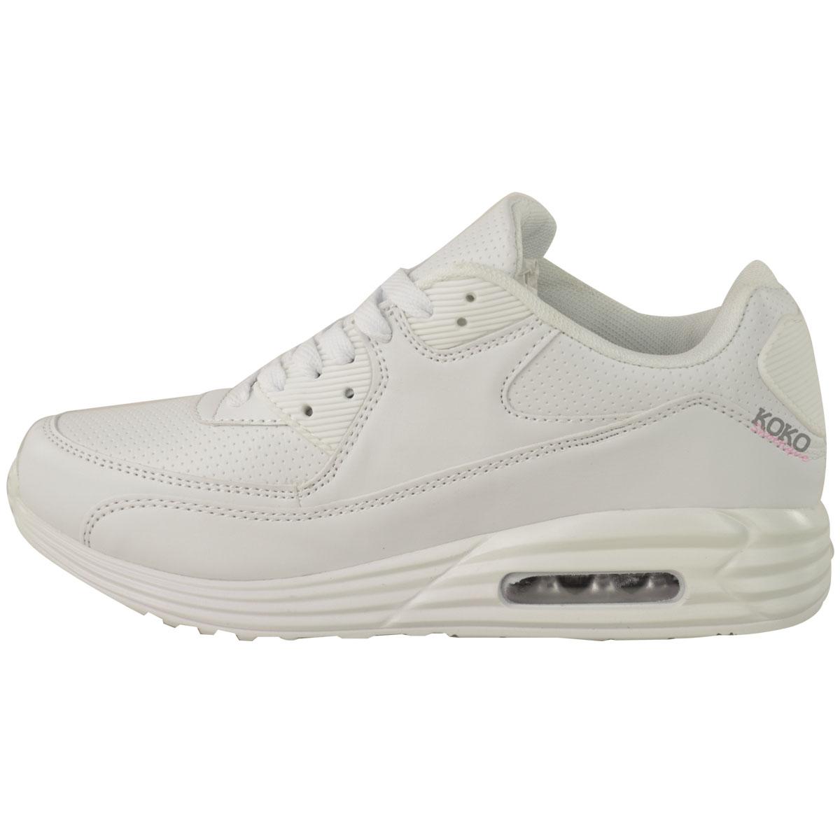 Shock Absorbing Running Shoes