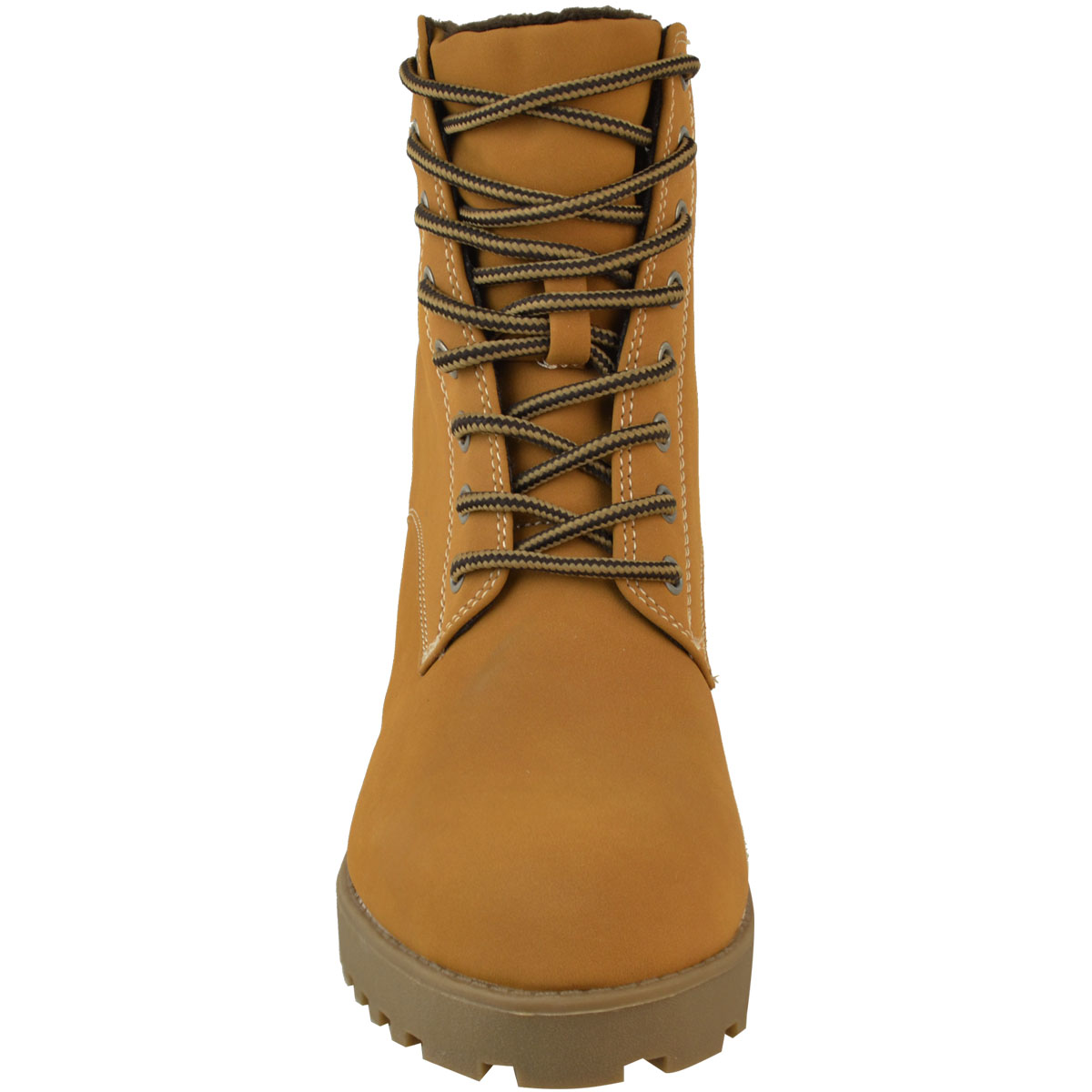 Womens-Ladies-Winter-Walking-Boots-Fleece-Warm-Lining-Cosy-Low-Block-Heel-Size Indexbild 21