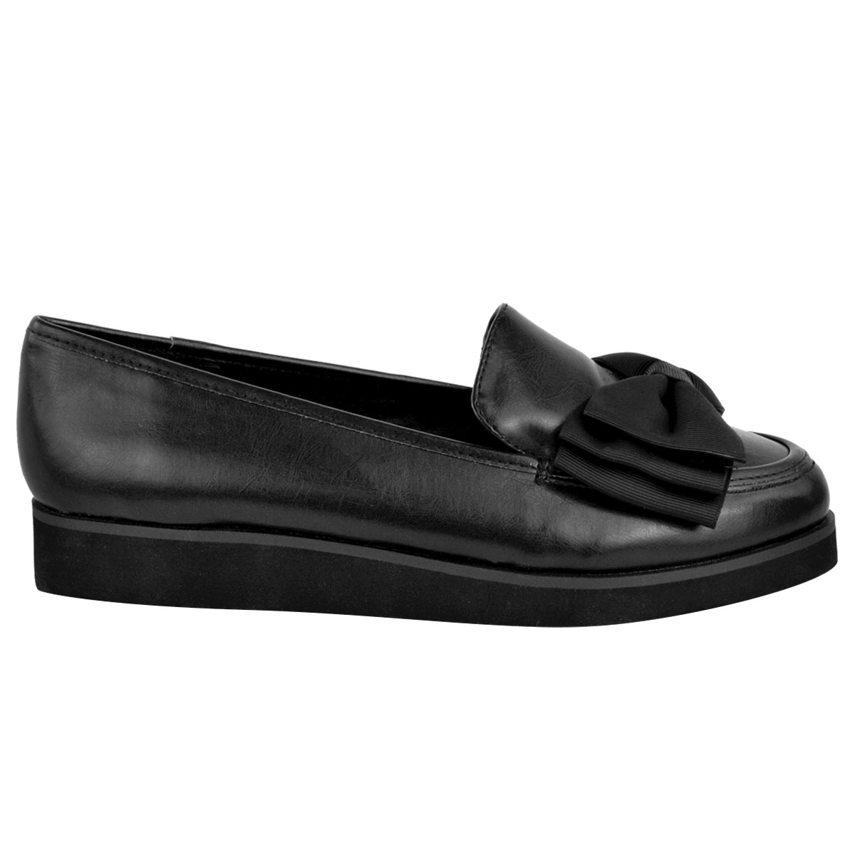 WOMENS-LADIES-GIRLS-NEW-FLAT-OFFICE-SCHOOL-SHOES-SMART-FORMAL-LOAFERS-PUMPS-SIZE thumbnail 3