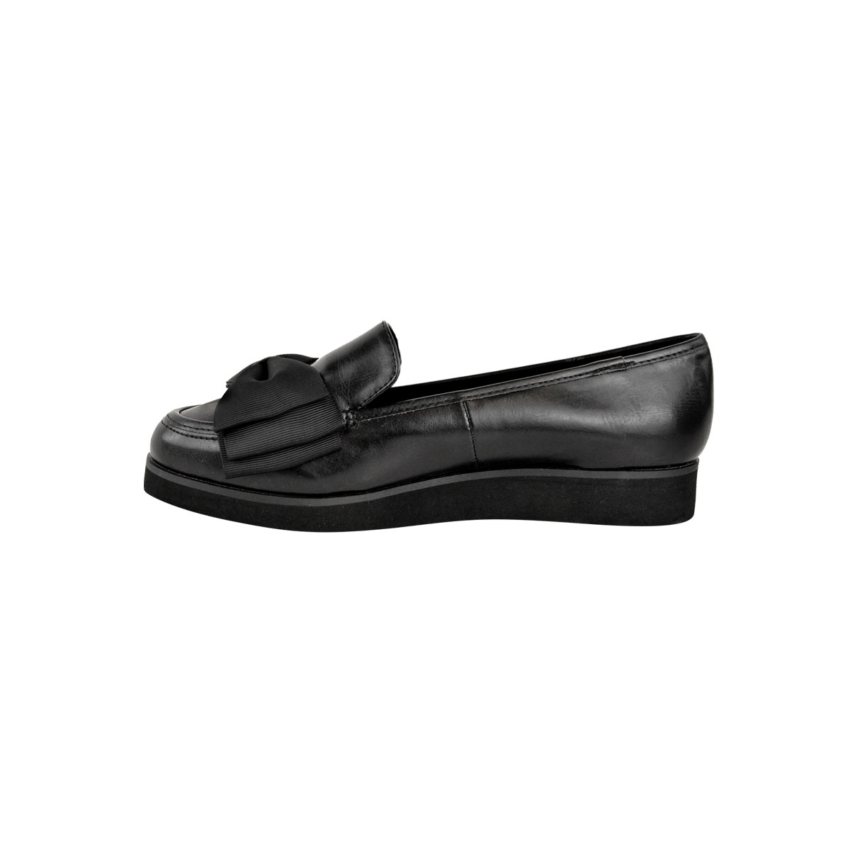 WOMENS-LADIES-GIRLS-NEW-FLAT-OFFICE-SCHOOL-SHOES-SMART-FORMAL-LOAFERS-PUMPS-SIZE thumbnail 4