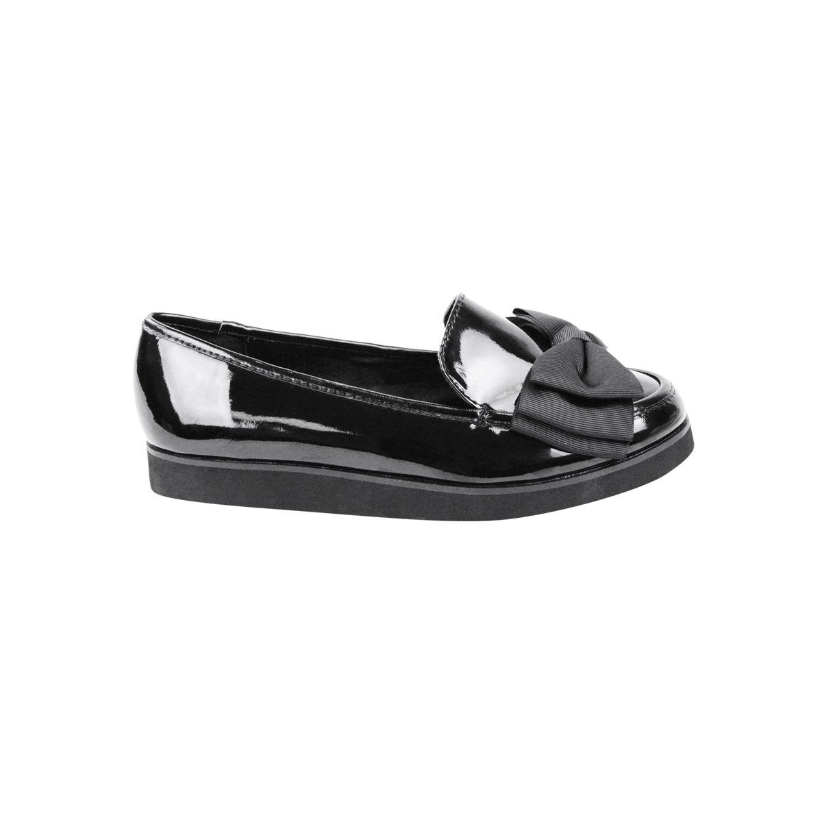 WOMENS-LADIES-GIRLS-NEW-FLAT-OFFICE-SCHOOL-SHOES-SMART-FORMAL-LOAFERS-PUMPS-SIZE thumbnail 6