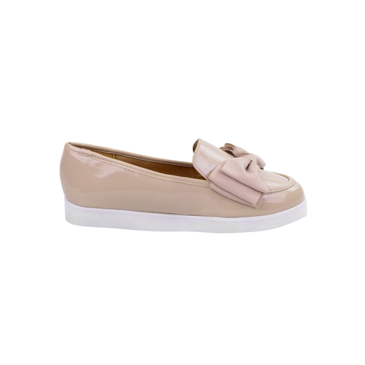 WOMENS-LADIES-GIRLS-NEW-FLAT-OFFICE-SCHOOL-SHOES-SMART-FORMAL-LOAFERS-PUMPS-SIZE thumbnail 8
