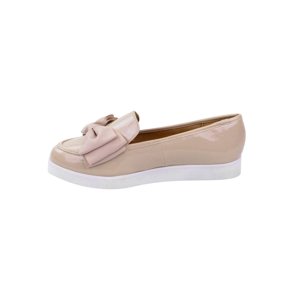 WOMENS-LADIES-GIRLS-NEW-FLAT-OFFICE-SCHOOL-SHOES-SMART-FORMAL-LOAFERS-PUMPS-SIZE thumbnail 9