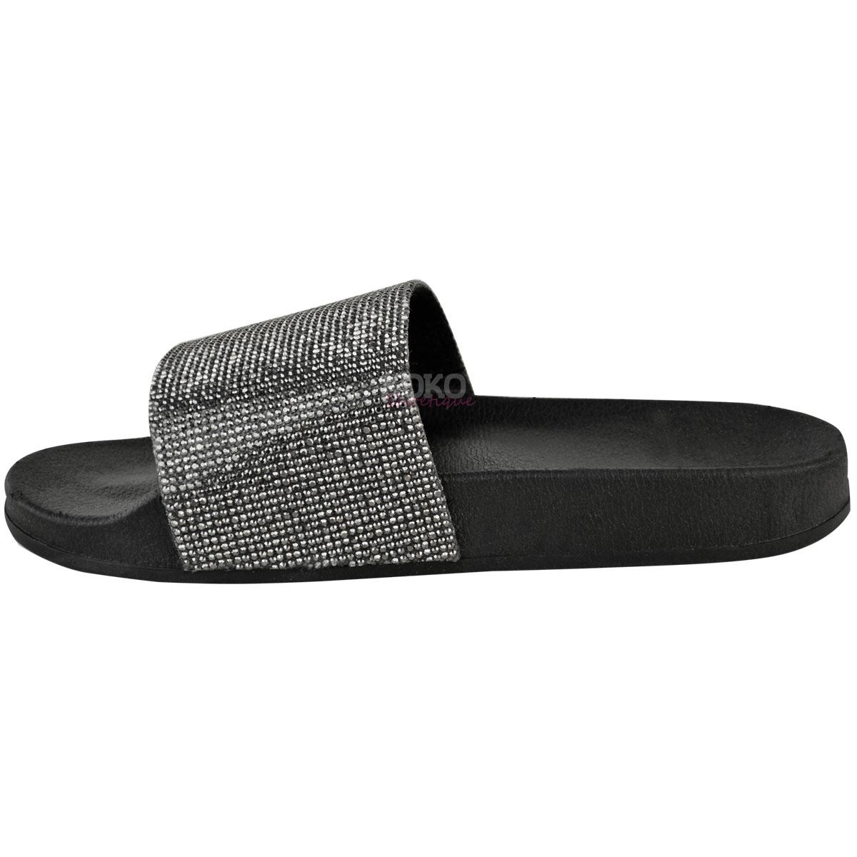 Ladies Diamante Shoes Uk