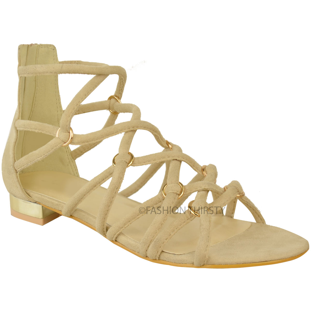 Luxury SPROULS  Women39s Flats Sandals For Sale From ALDO  My Shoes