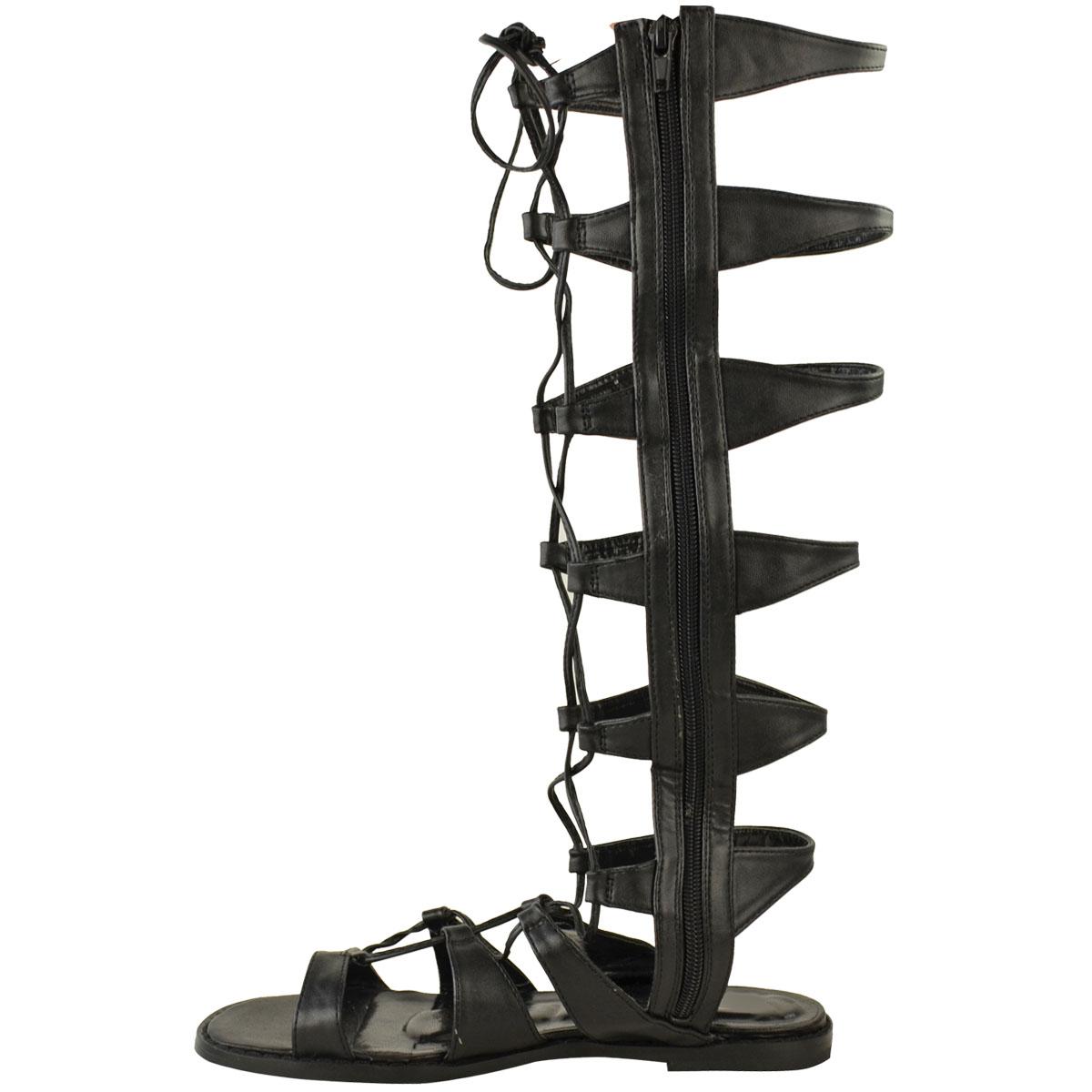 Knee High Shoes Amazon