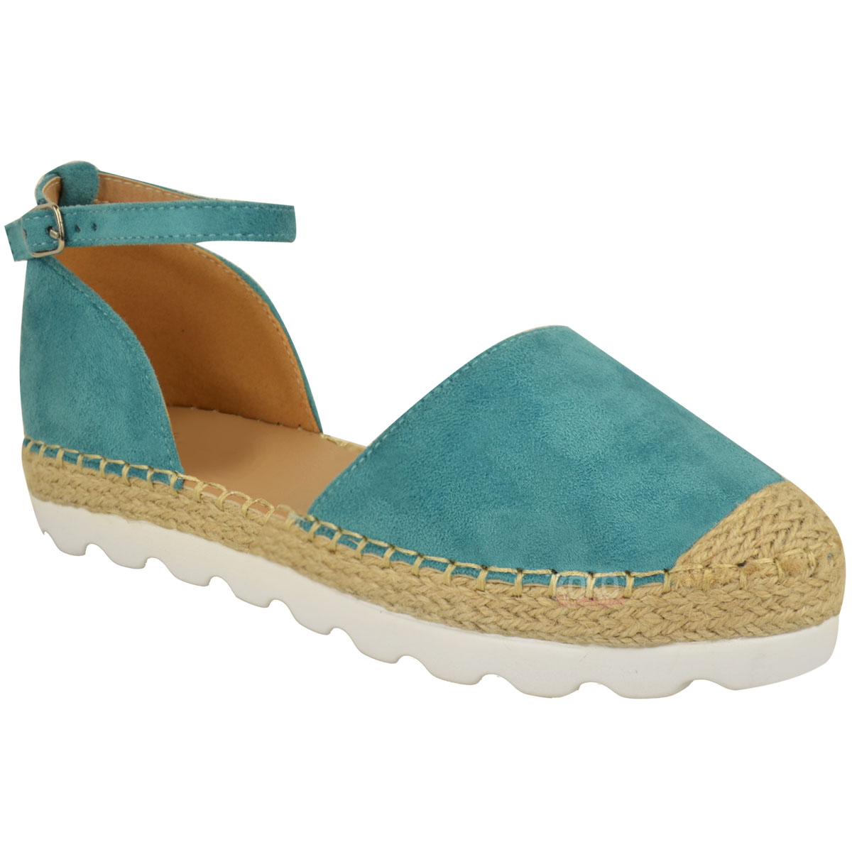 Flat Shoes With Ankle Strap For Sale