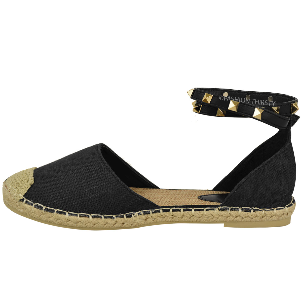 Perfect Black Flats For Women 15