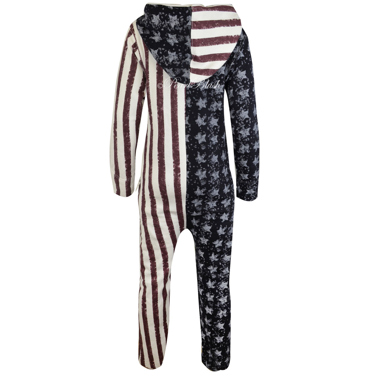 29491dc5648 Flag jumpsuit