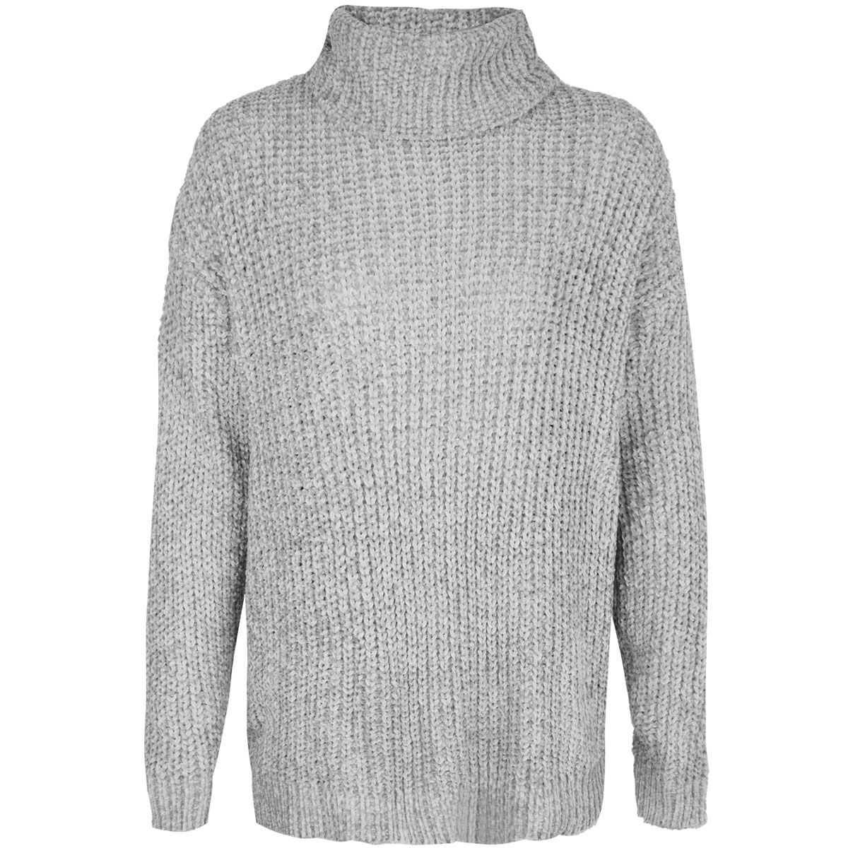 Womens Ladies Thick Jumper Winter Sweater Top Chunky