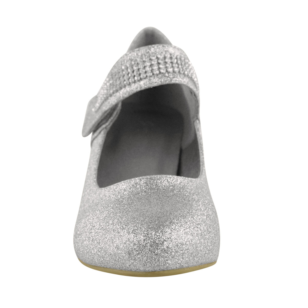 Details about Girls Kids Ladies Low Mid Heel Party Wedding Mary Jane Style Sandals Shoes Size