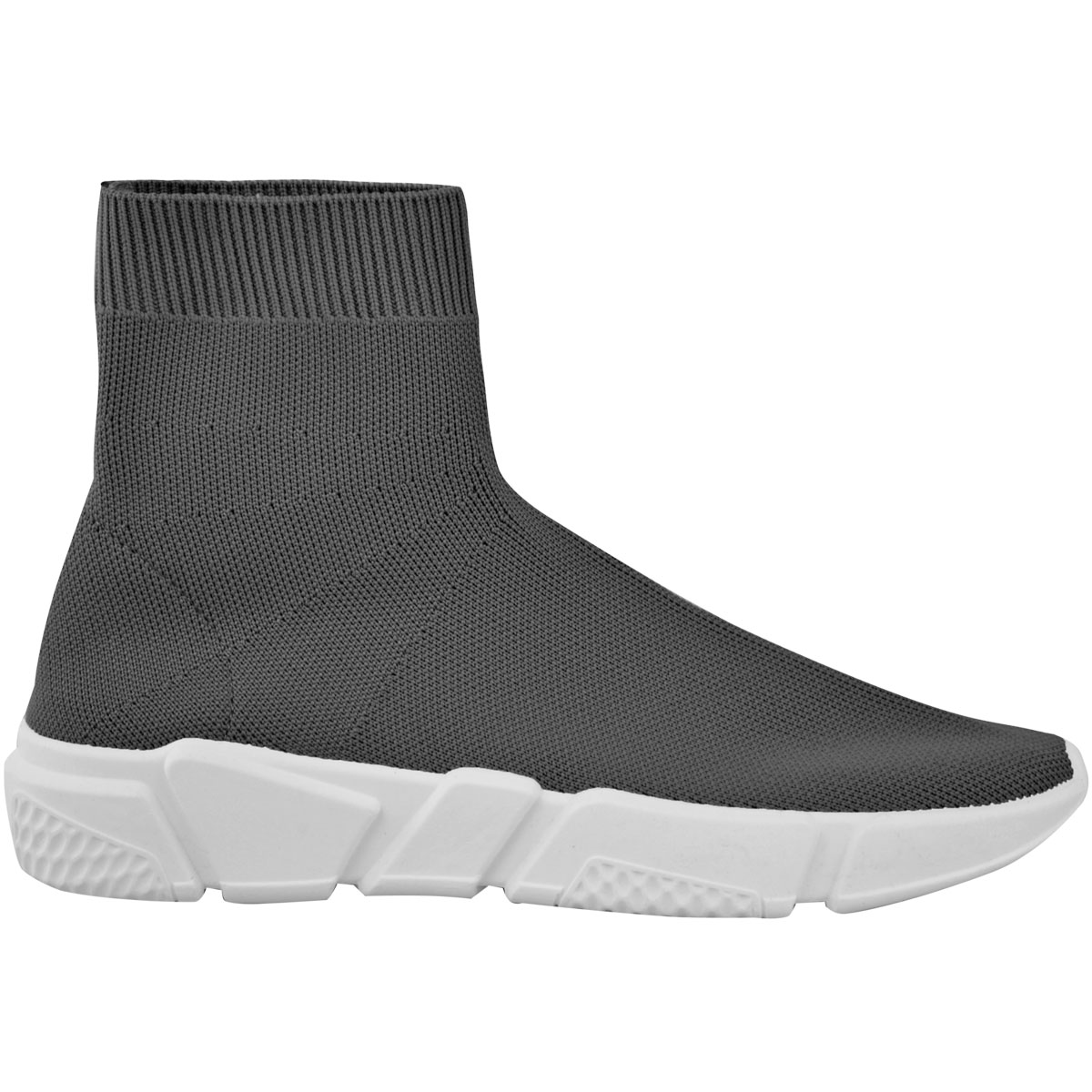 New-Womens-Ladies-Sneakers-Trainers-Sock-Runners-Comfy-Speed-Knit-Gym-Shoes-Size Indexbild 24