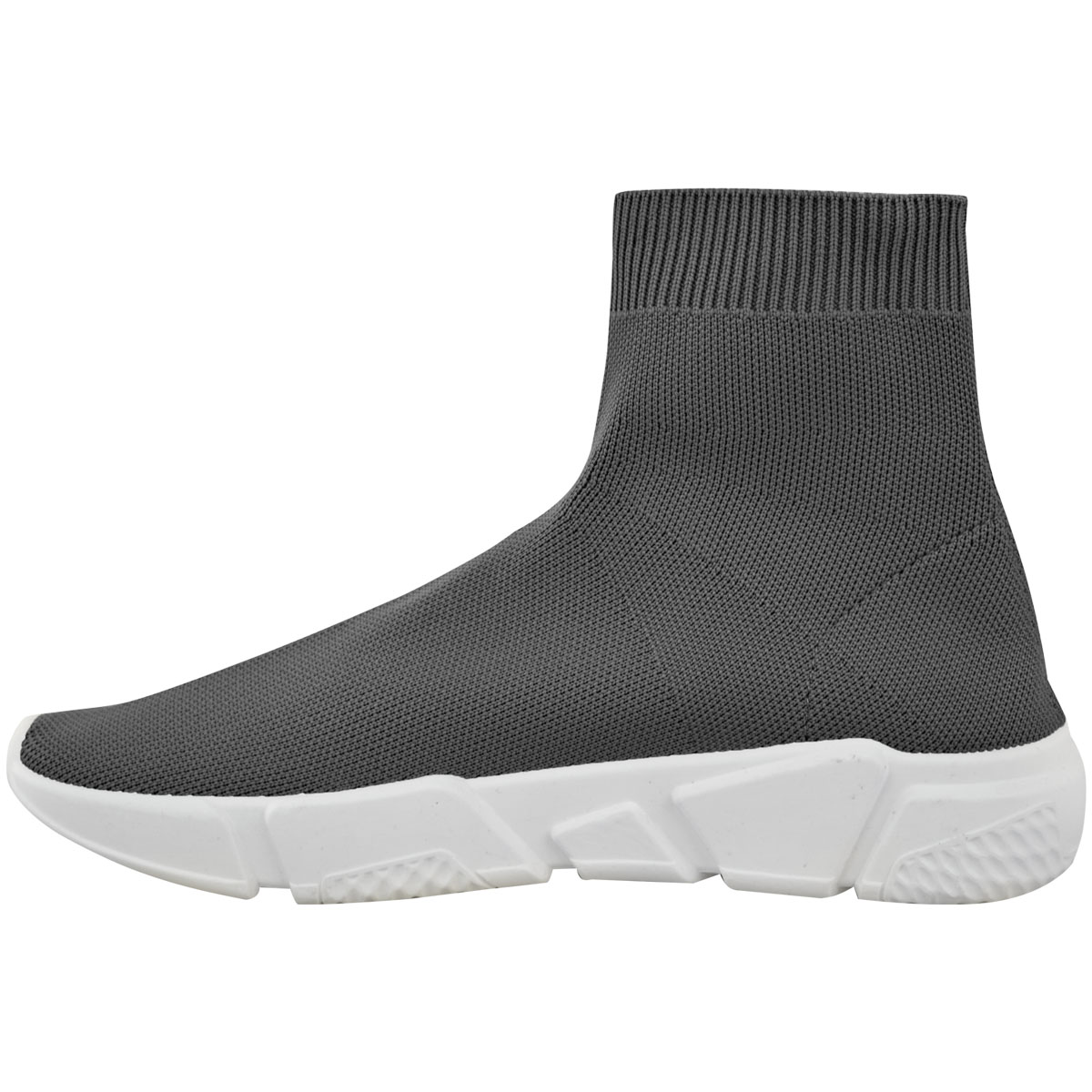 New-Womens-Ladies-Sneakers-Trainers-Sock-Runners-Comfy-Speed-Knit-Gym-Shoes-Size Indexbild 25
