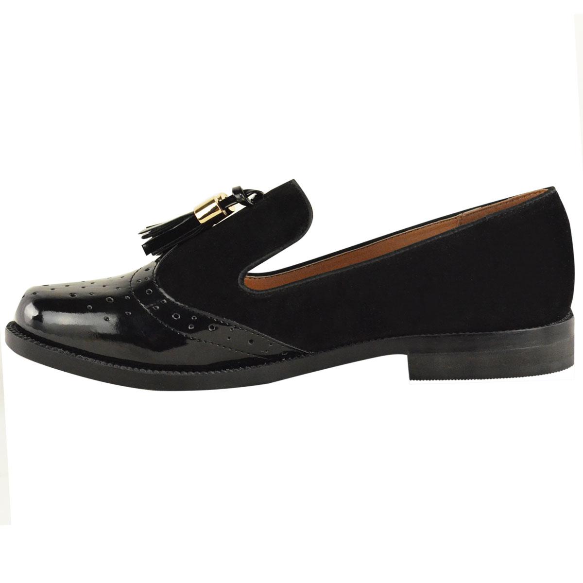 Tartan Shoes Ladies