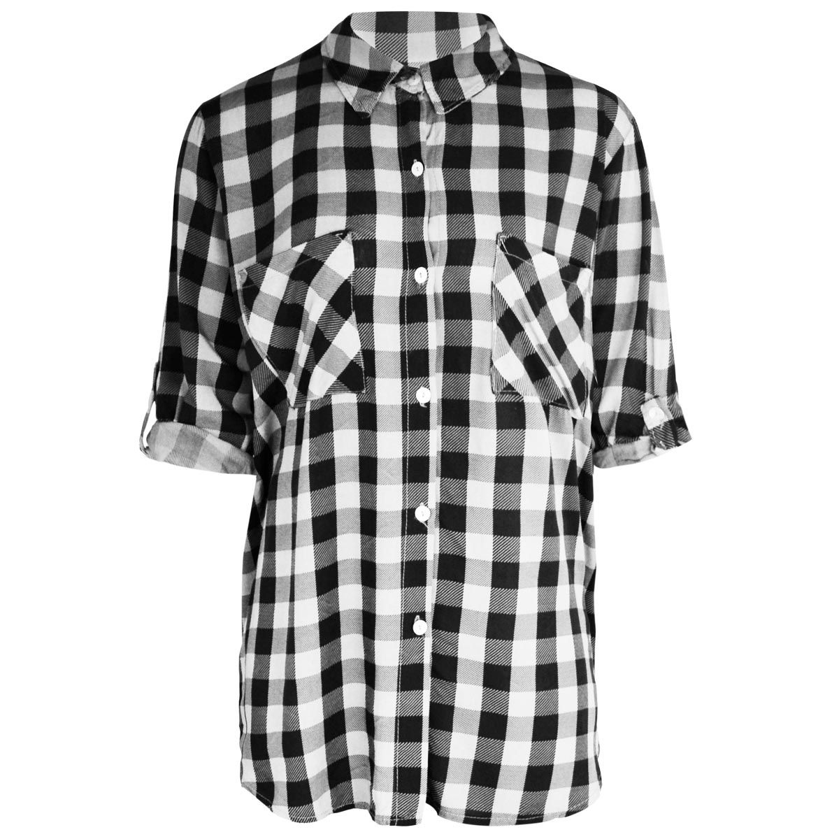 June 2017 artee shirt part 65 for Black and white checker shirt