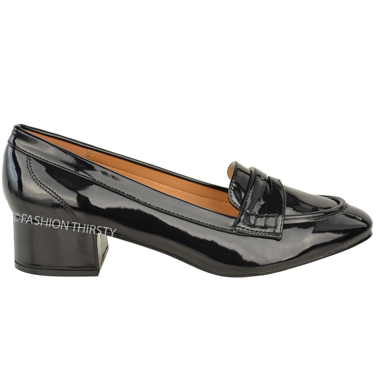 School Fashion Dolly Shoes