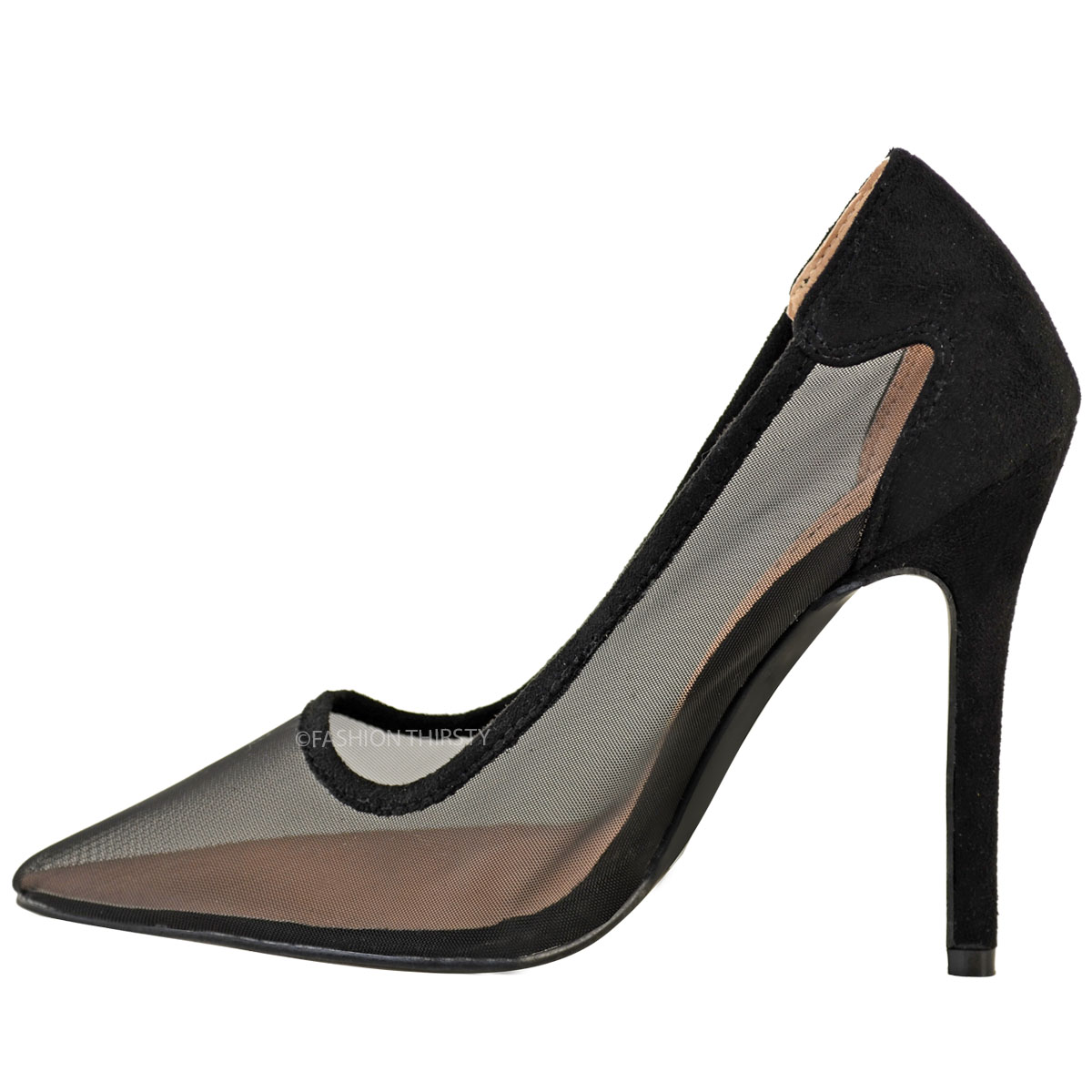 High Heel Court Shoes Ebay