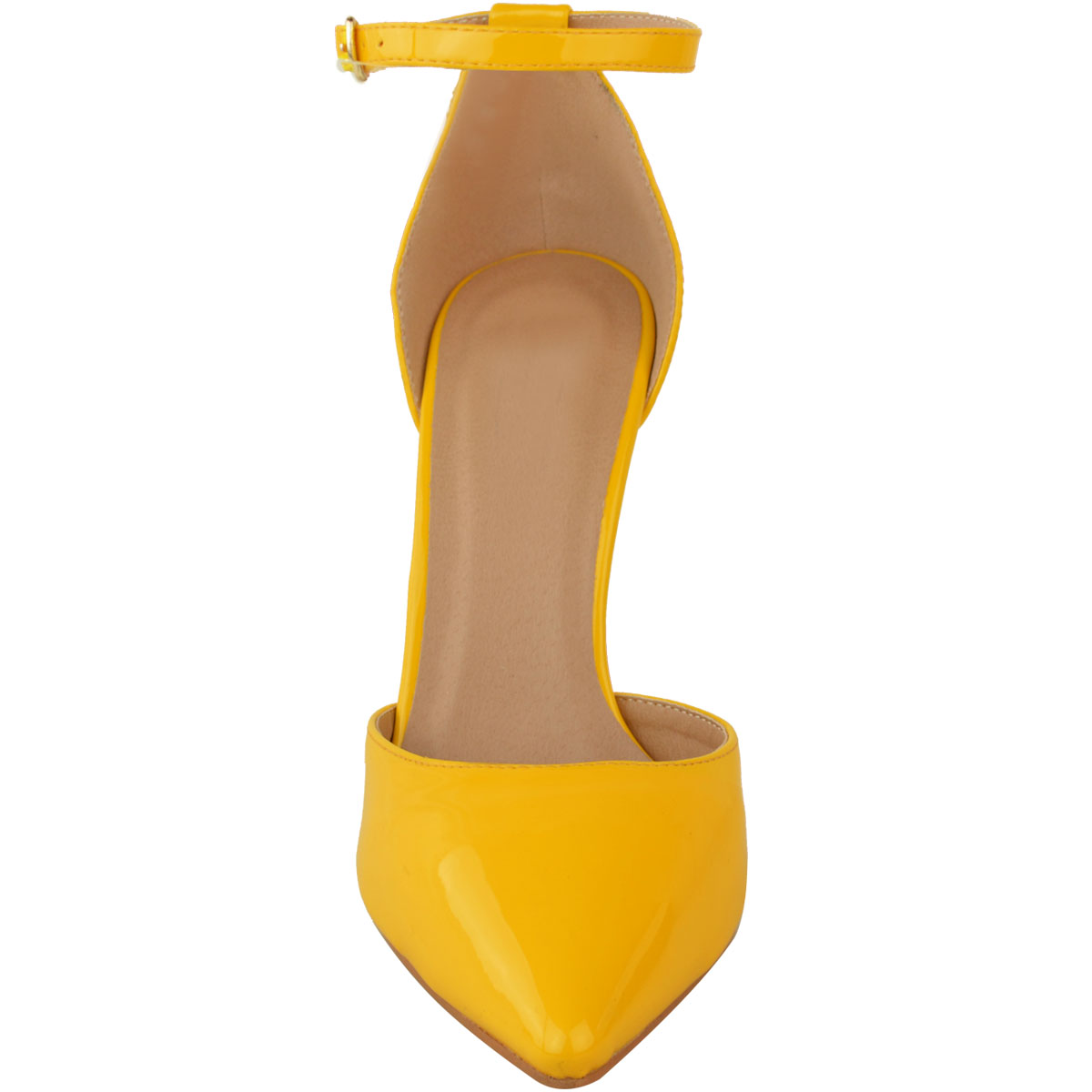 Womens-Ladies-Pointy-High-Heels-Stilettos-Sandals-Barely-There-Party-Shoes-Size