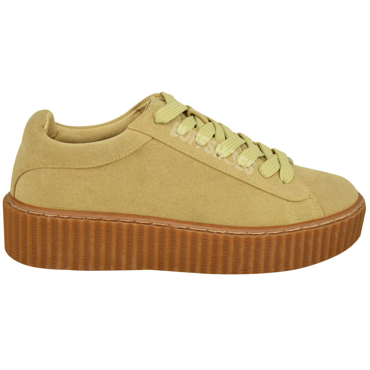 Ladies Creeper Shoes