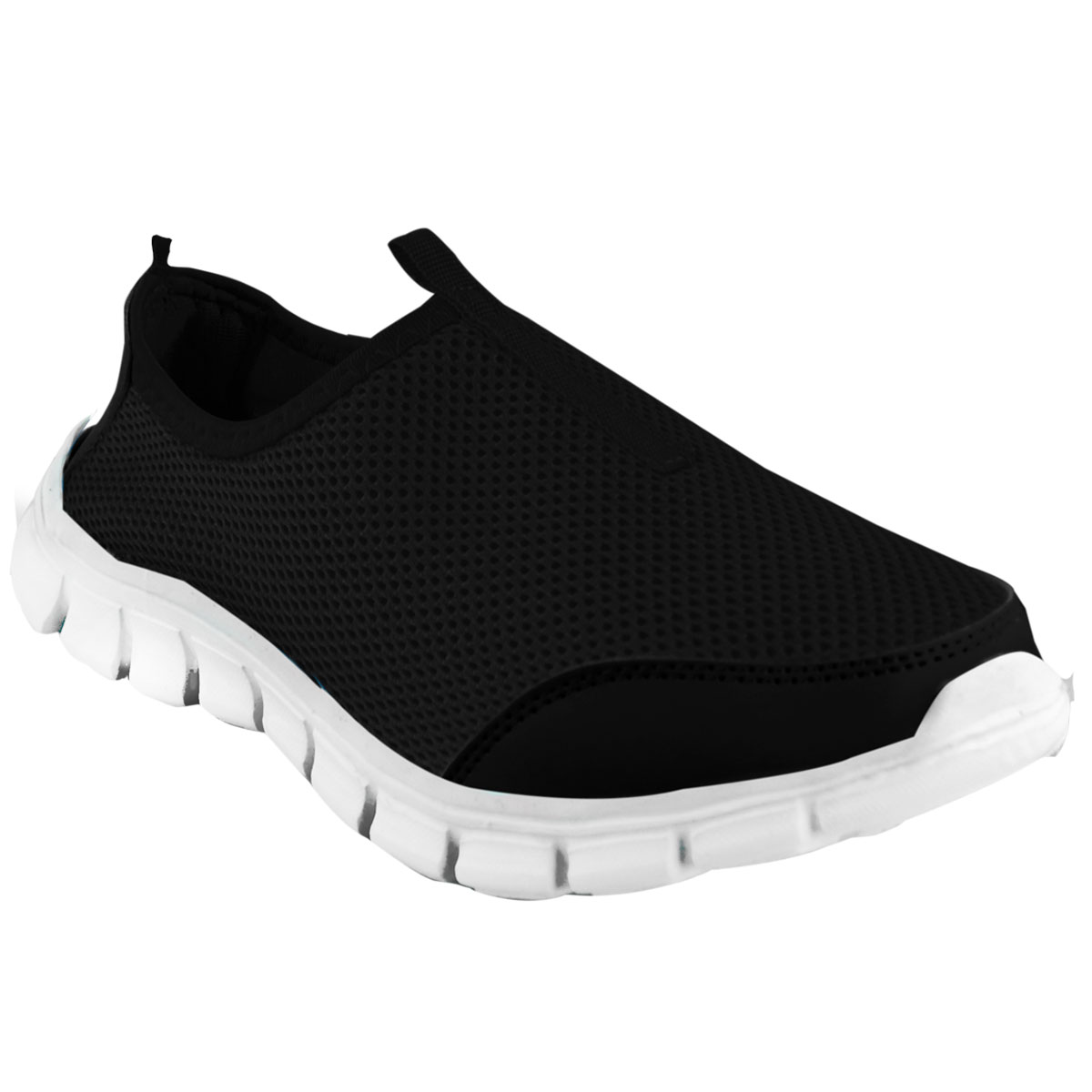 WOMENS LADIES PUMPS COMFORT WALKING TRAINERS SPORTS CASUAL HOLIDAY SHOES SIZE