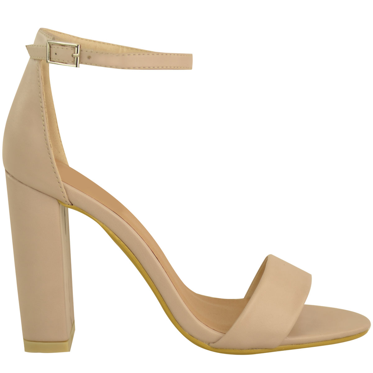 Womens-Strappy-Sandals-Block-Mid-High-Heel-Ladies-Open-Toe-Evening-Party-Shoes