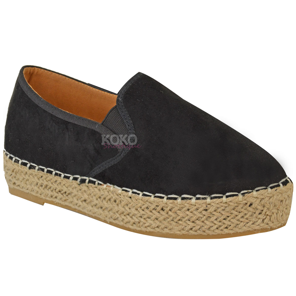The humble espadrille makes a powerful comeback every year, and from simple canvas ladies flats to glamorous wedge sandals; we couldn't be without them. So if you're looking for more than just a flip-flop this holiday, check out our collection of flat, backless and wedge espadrilles for ladies.
