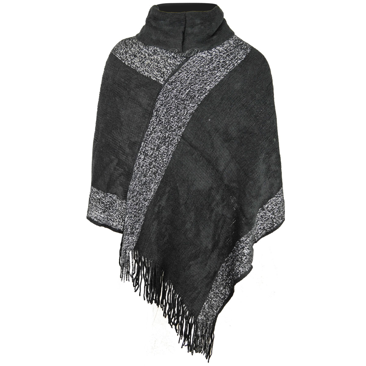 Women'S Sweater Cape 22