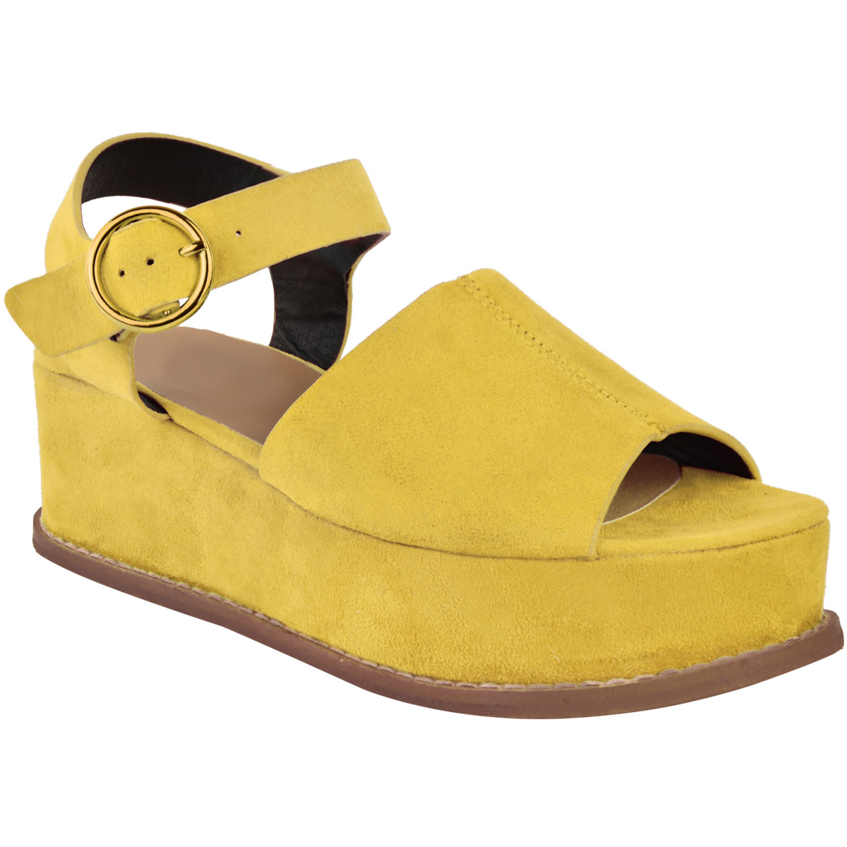 Womens-Ladies-Low-Heel-Flatforms-Wedge-Platform-Sandals-Open-Toe-Summer-Size