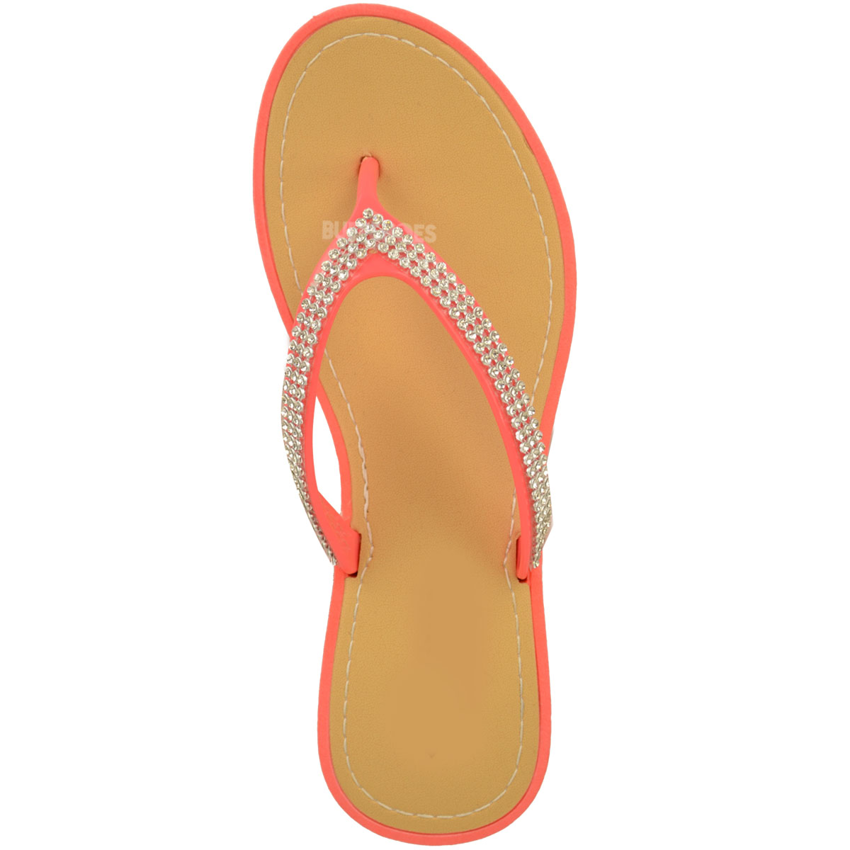 NEW-JELLY-SANDALS-WOMENS-LADIES-DIAMANTE-SUMMER-HOLIDAY-COMFORTS-FLIP-FLOPS-SIZE thumbnail 19