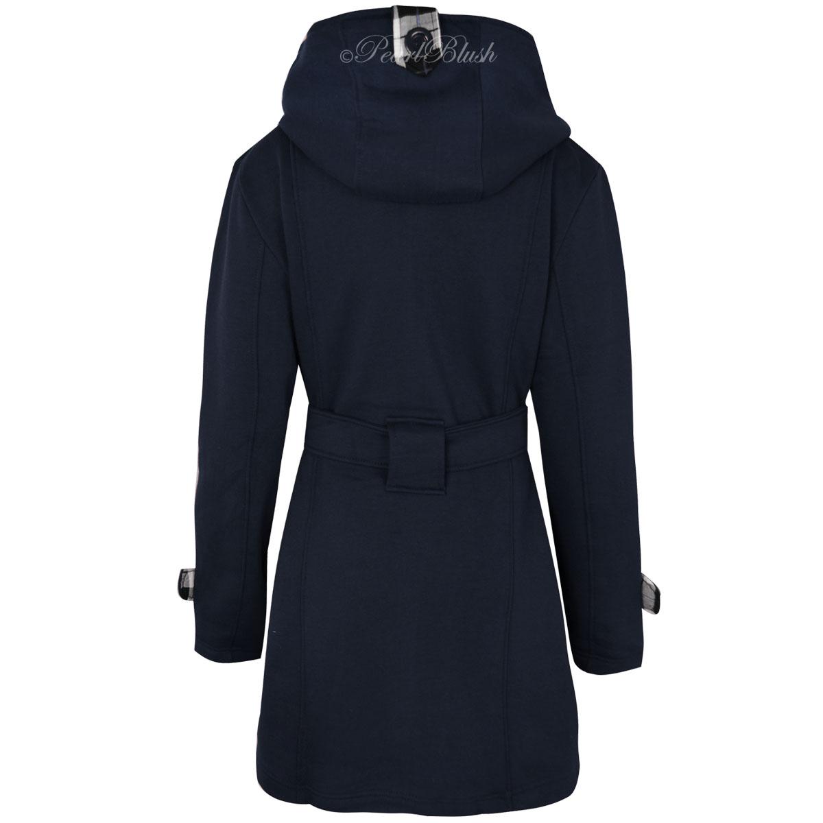 Womens coat with hood