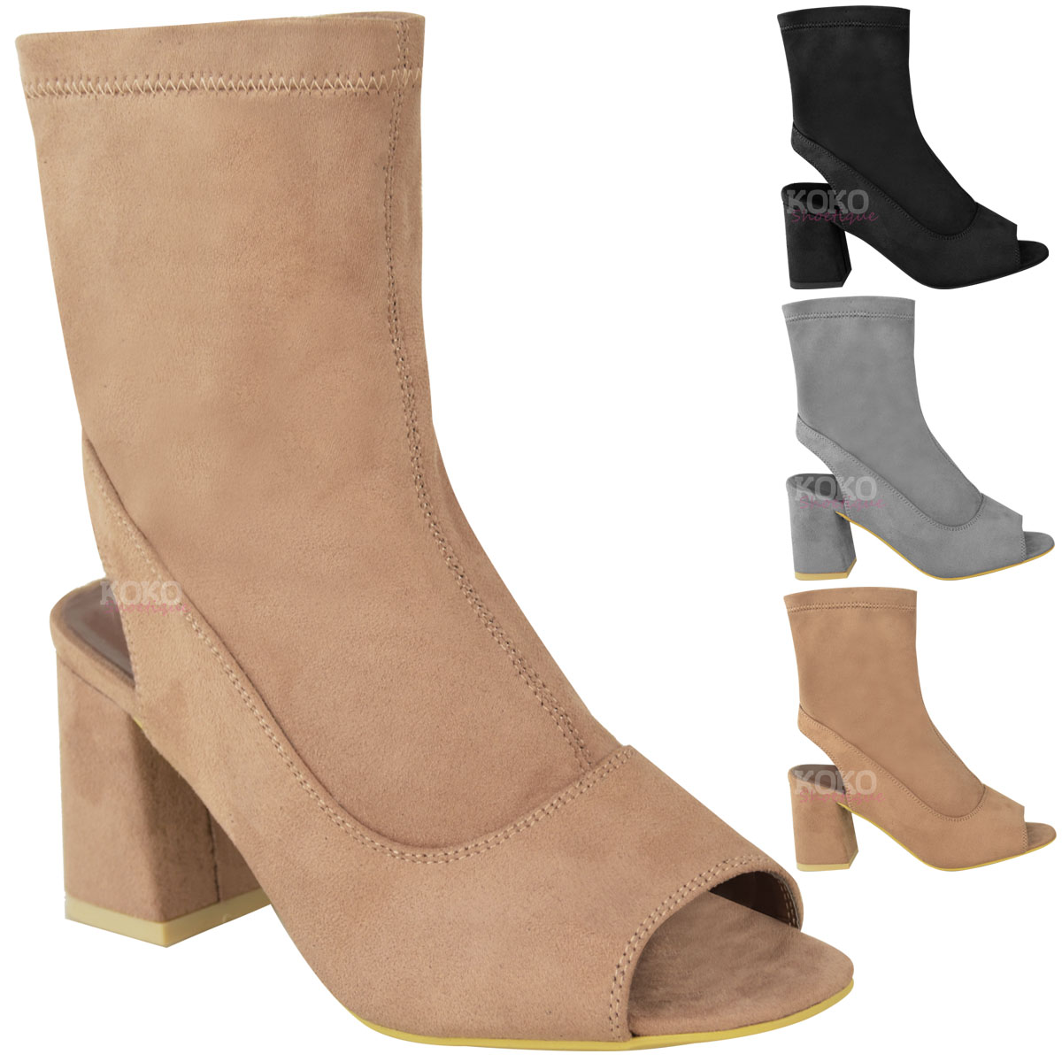 New Low Heel Boots Women With Perfect White Accent | Sobatapk.com